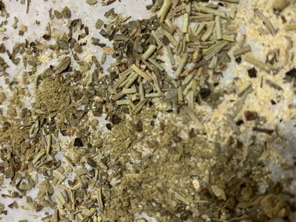 Tuscan Dry Rub