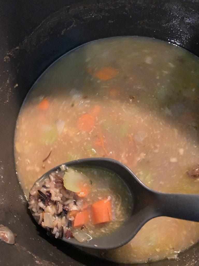 Non cream soup